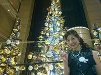 クリスマス☆ツリー自作(笑)