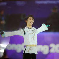 オリンピック☆金メダル☆羽生結弦選手
